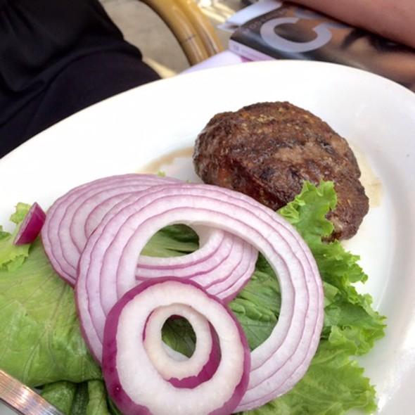 Bison Burger @ Tavern On Rush