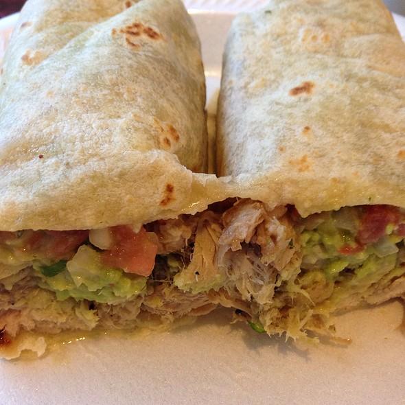 Carnitas Burrito @ Carreta