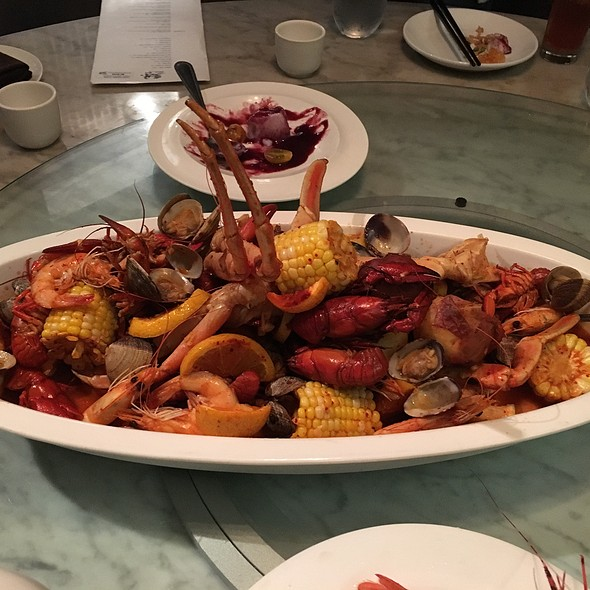 Dolo Seafood Combo @ Dolo Restaurant and Bar