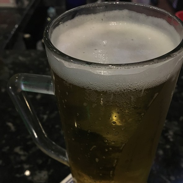 Coors Light Draft @ Chelo's Hometown Bar & Grill