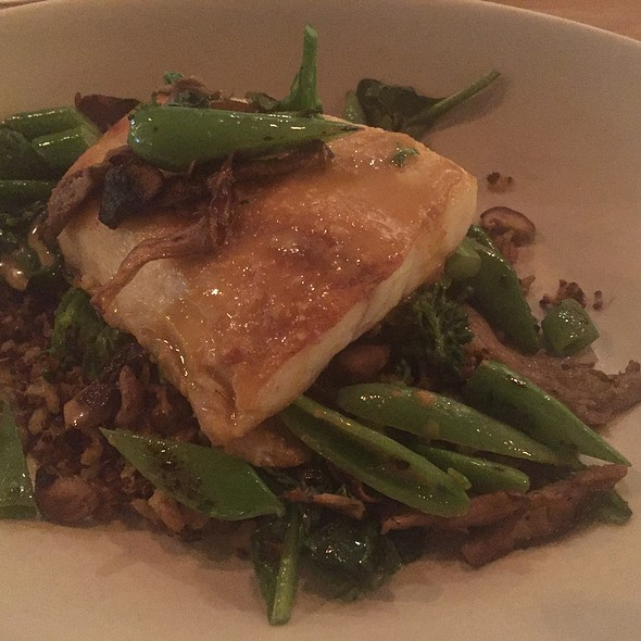 Seabass @ True Food Kitchen