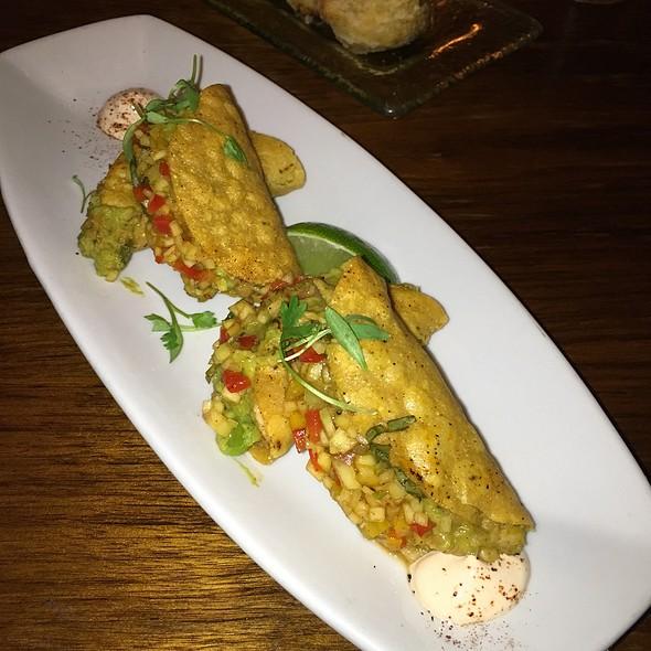 Crispy Hard Shell Fish Tacos - The Stanton Social, New York, NY