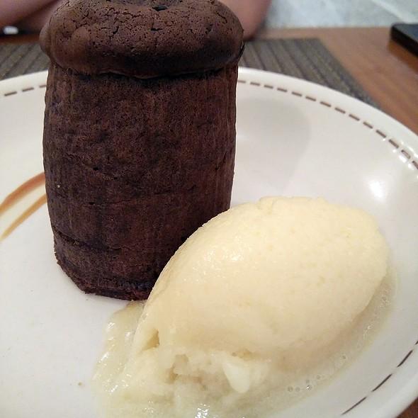 Chocolat coulant @ Ronda 14