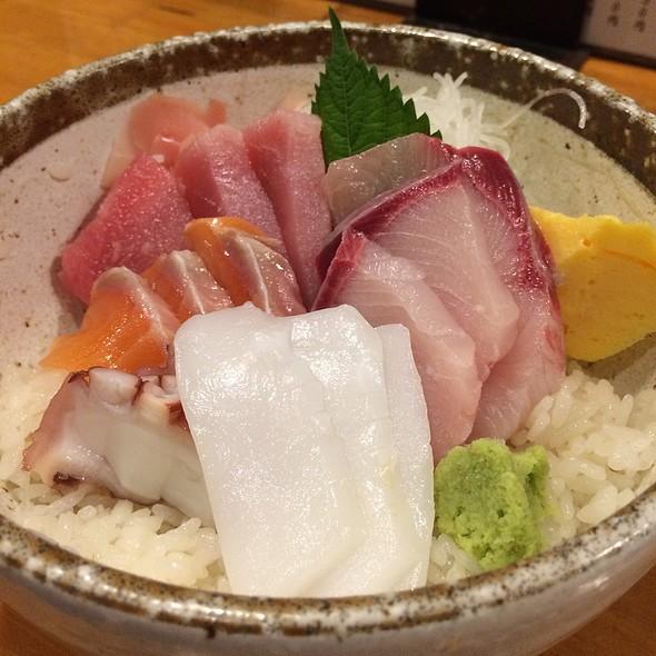 Sea Foods Bowl @ 地球食堂