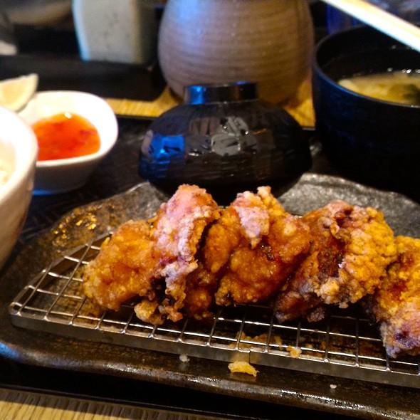 Chicken Tatsutaage @ Katsu Sora