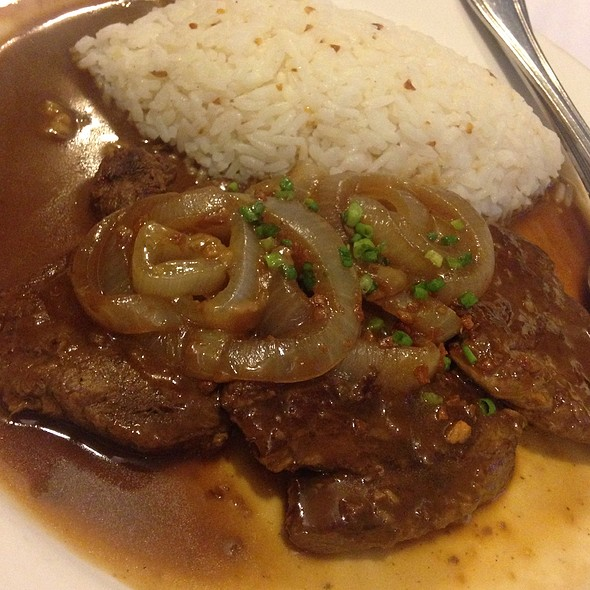 Bistek Tagalog @ Microtel Inns & Suites - Mall Of Asia
