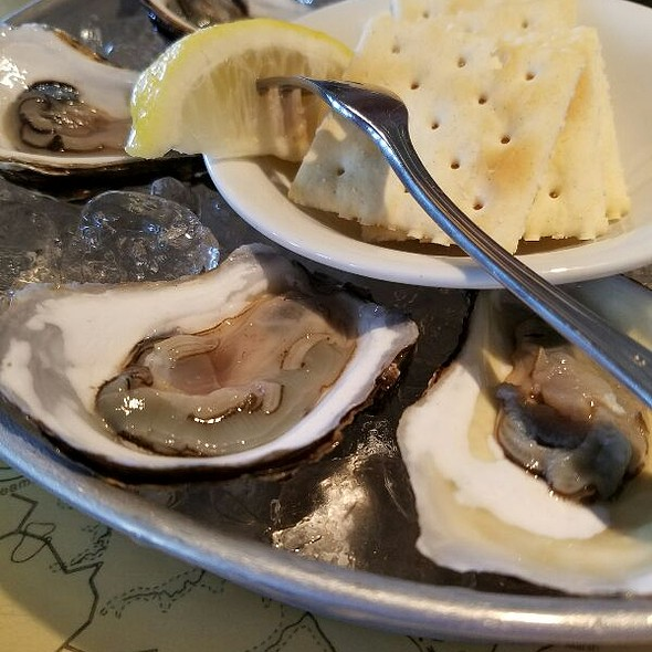 Oysters - Fleet Landing Restaurant & Bar, Charleston, SC