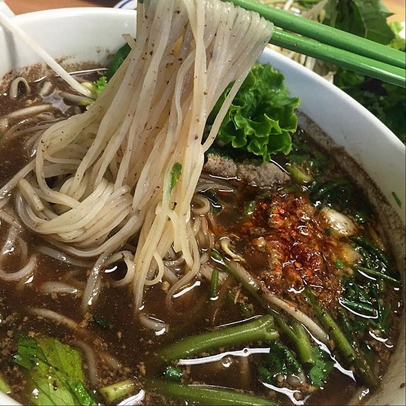 Boat Noodle Soup @ Banh Somtum