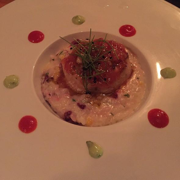 Salmon Rilette @ Cocina Abierta