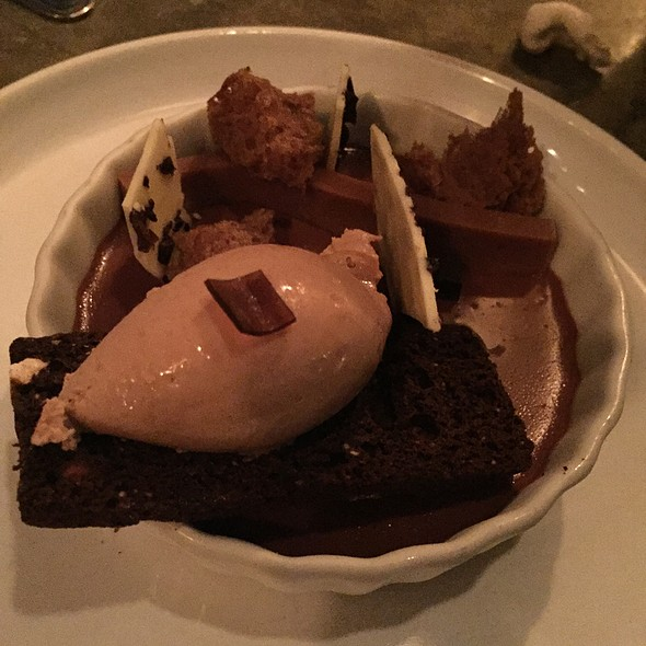 Chocolate @ Cocina Abierta