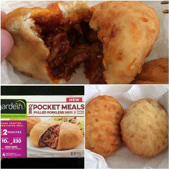 Gardein Bbq Pulled Porkless Shreds In Tangy Sauce @ Down To Earth All VEGETARIAN Organic & Natural