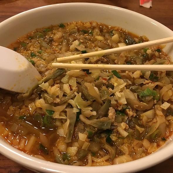 Tan Tan Men @ Koraku Restaurant