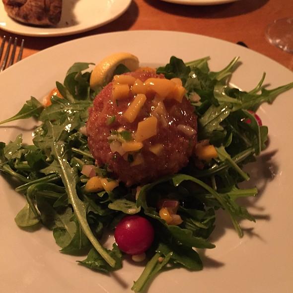 Dungeness Crab Cake @ Parkside Grille