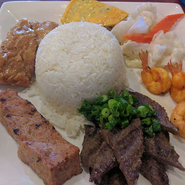 # C10 Combination Plate @ Pho Bistro 2012