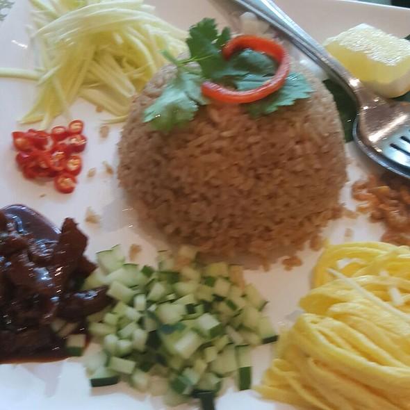 Bagoong Rice @ Simply Thai