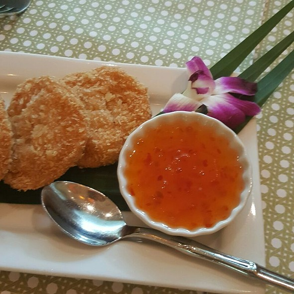 Prawn Cakes @ Simply Thai