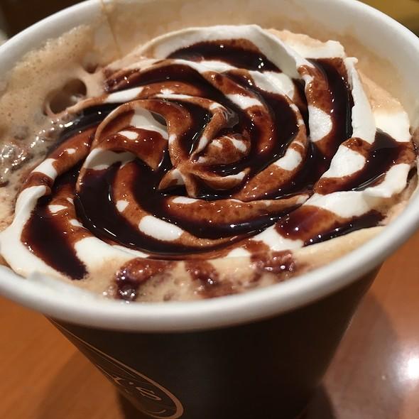 Cafe Mocha @ Tully's coffee