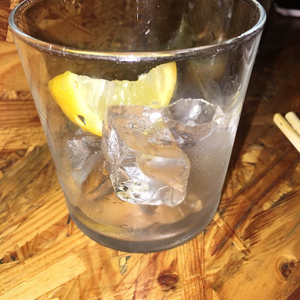 Vodka Rocks @ Ms.G's