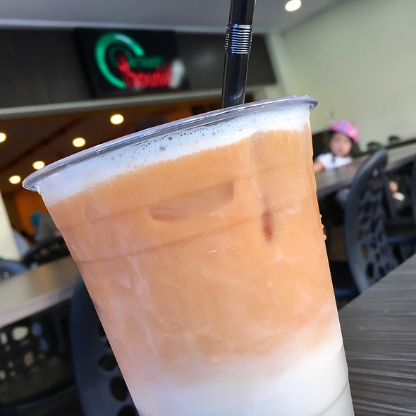 Iced Tea Chino @ Al-Ameen