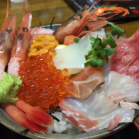 海鮮丼 @ 田島