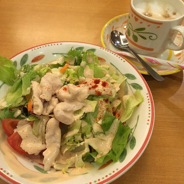 Chicken Salad @ サイゼリヤ 白金高輪店