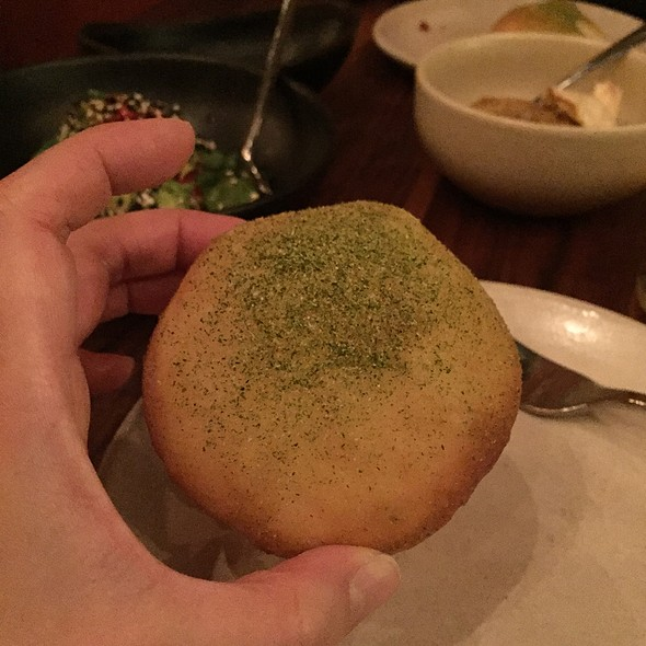 Fried Bread @ Central Kitchen