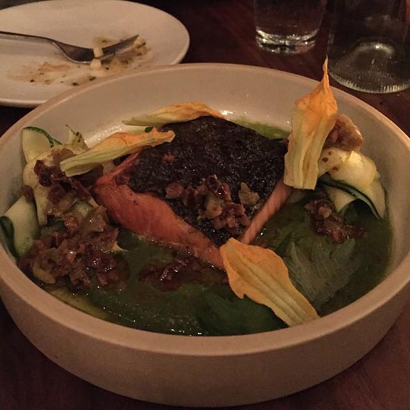 Salmon @ Central Kitchen