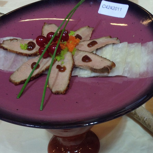 Duck With Soy And Sesame Oil @ World Championship Of Chinese Food 2016