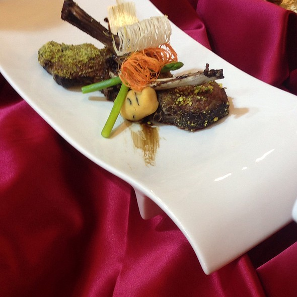 Grilled Lamb @ World Championship Of Chinese Food 2016