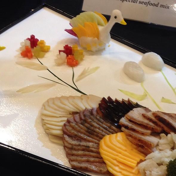 Swan Four Seasons Lake Cold Food @ World Championship Of Chinese Food 2016