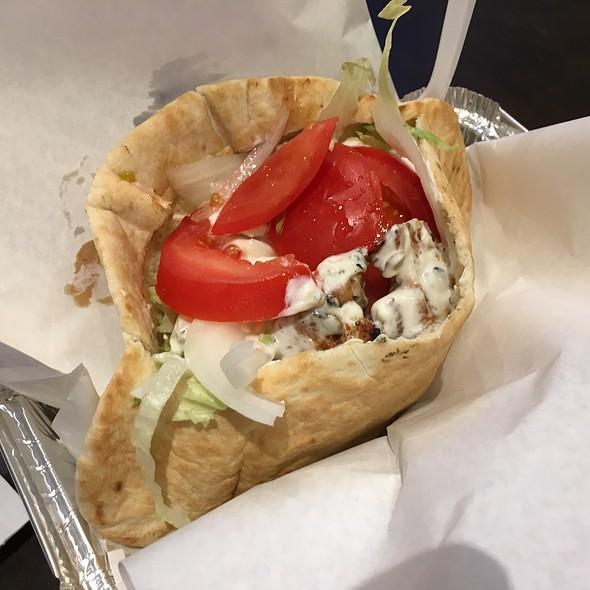 Chicken Kebab @ Bosphorous
