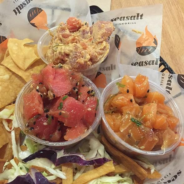 Poke @ Seasalt Fish Grill LLC