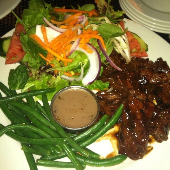 Sirloin Steak Tips @ Cityside Restaurant & Bar