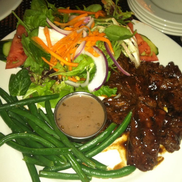 Sirloin Steak Tips @ Cityside Restaurant & Bar