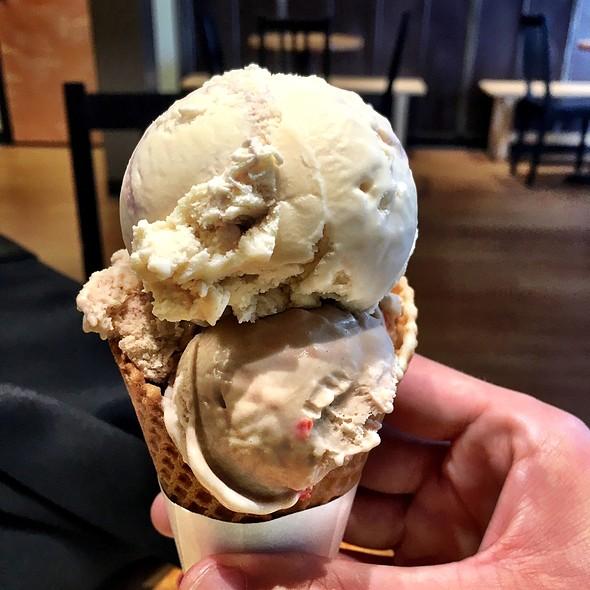 Cherry Coke And Pb&J Ice Cream @ Sweet Cream Co