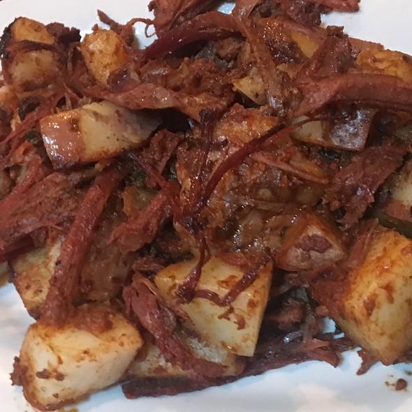 Corned Beef Hash @ McBob's Pub & Grill