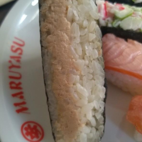 Tuna Rice Sandwich @ Maruyasu