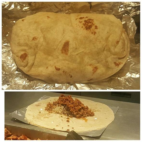 Sofritas Burrito