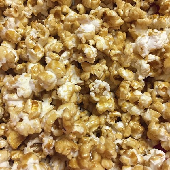Caramel Popcorn @ Home