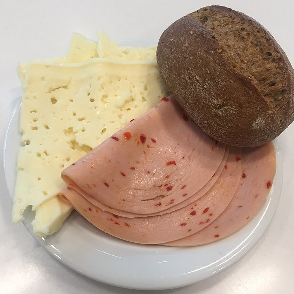 Cheese And Galantine