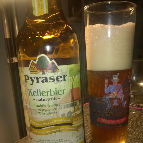 Pyraser Kellerbier @ Home Sweet Home Sir Aqua