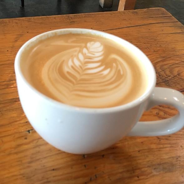 Latte @ Betterday Coffee