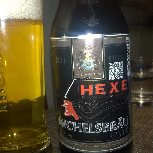 Hexe Beer @ Home Sweet Home Sir Aqua