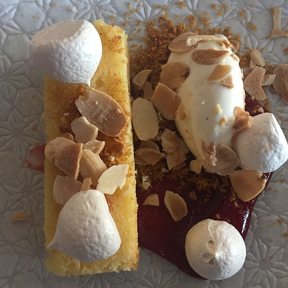 Parsnip, Honey + Cornflake Crunch @ St Michael 6003