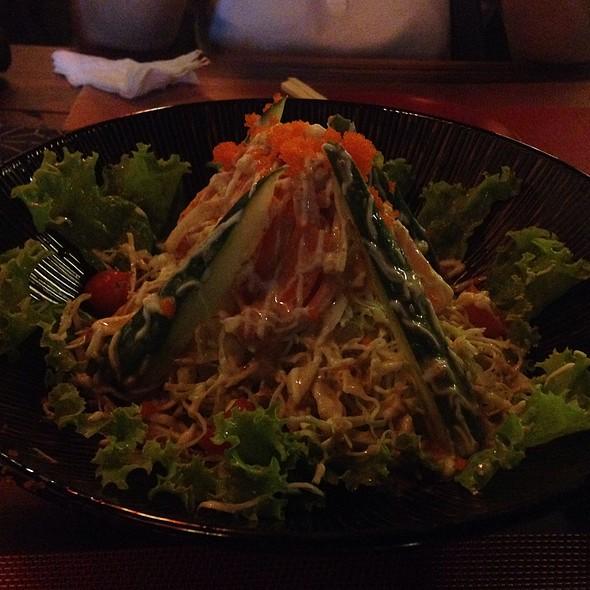 Kani Salad @ Riozen
