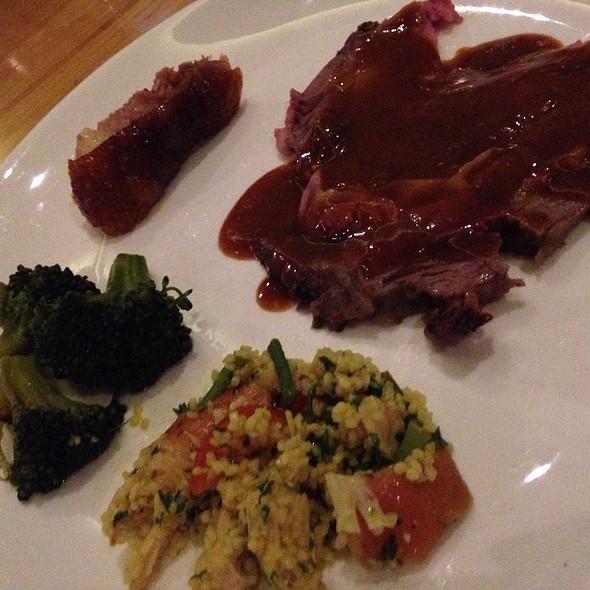 Steak Time @ HEAT at Edsa Shangri-La, Manila
