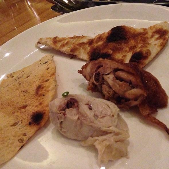 Chicken Two Ways @ HEAT at Edsa Shangri-La, Manila