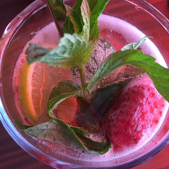 Strawberry Soda @ One And Only