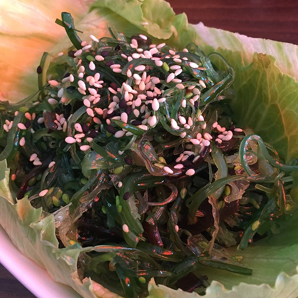 Seaweed Salad | Seetang Salat @ One And Only