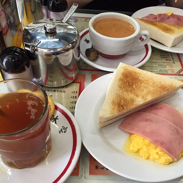 常餐 Regular Meal Set @ 華星冰室  Capital Cafe